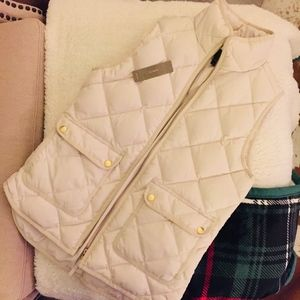 J. Crew Factory Quilted Vest Brand New w/Tag XXS